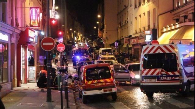 El grupo terrorista ISIS ataca París