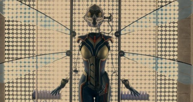 Evangeline Lilly será 'The Wasp' junto a 'Ant-Man'