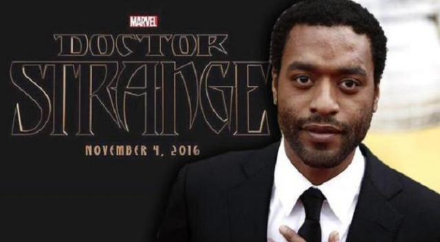 Chiwetel Ejiofor como el 'Barón Mordo'