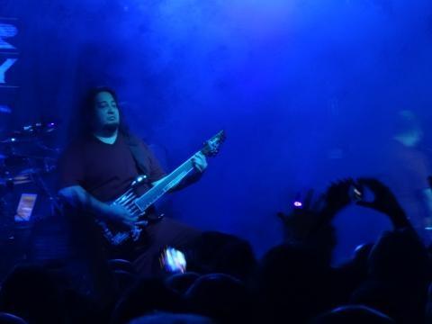 Dino Cazares, guitarrista dos Fear Factory