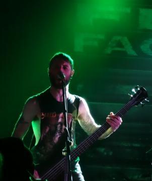 Os Dead Label a abrir para Fear Factory