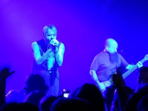 Os Fear Factory - 25 anos de metal industrial