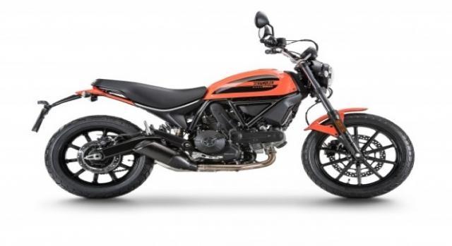 Nova Ducati Scrambler 400 cc, novo público.