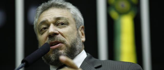 Dep. Laudivio Carvalho, autor da nova proposta.