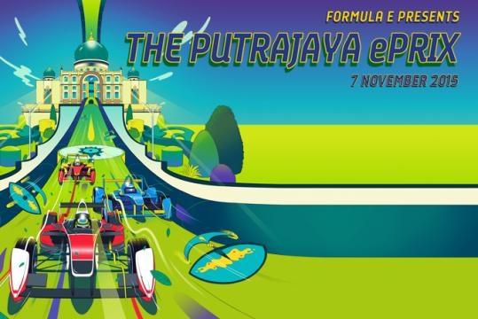 GP2 FE 2015-16 a Putrajaya, Malesia