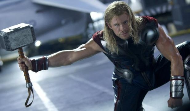 Chris Hemsworth y un futuro prometedor