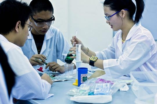 Científicos de EE.UU. Universidad de Wisconsin
