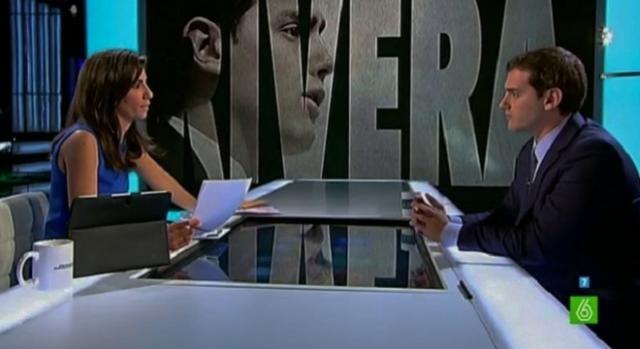 Albert Rivera no votaría a Rajoy como Presidente