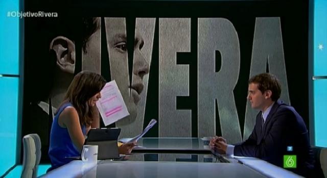 Rivera critica el cálculo electoral del Gobierno