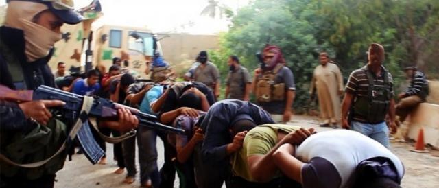 Un intervento militare anti Isis