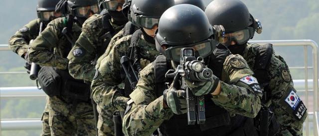Un reparto speciale anti terrorismo
