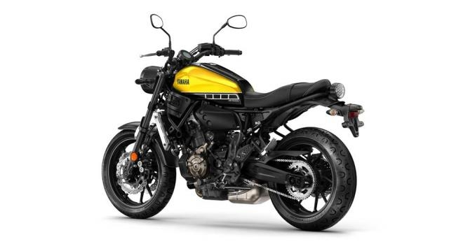 Yamaha xsr700 ABS nata domani.