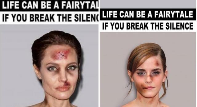 famosas combatem a violência contra a mulher-2