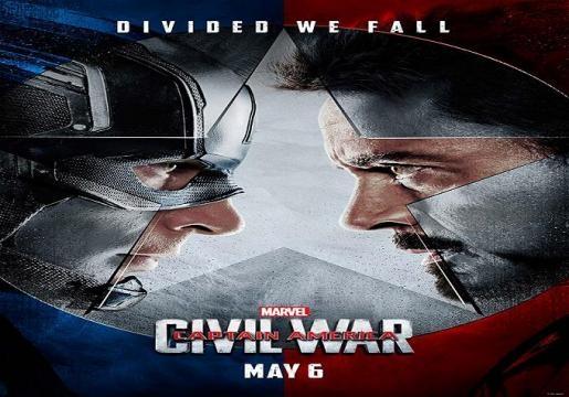 Iron-Man y Steve Rogers enfrentados
