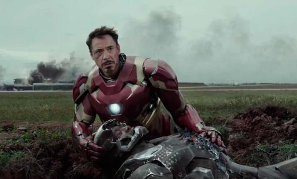 El actor que interpreta a Iron-Man