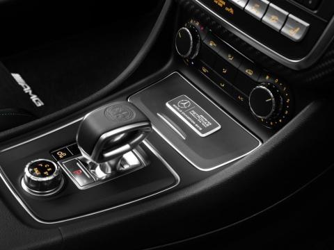 Interni Mercedes-AMG A45 4MATIC Champions Edition