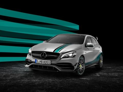 Mercedes-AMG A45 4MATIC Champions Edition