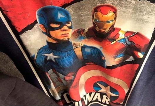 Así será el traje de Tony Stark