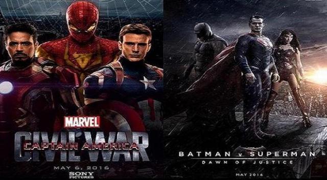 ¿Civil War o Dawn of Justice? ¿Qué elegís?