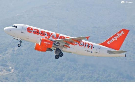 EasyJet vai reforçar a base no Porto.