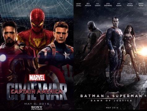 ¿Superará Dawn of Justice a Civil War?
