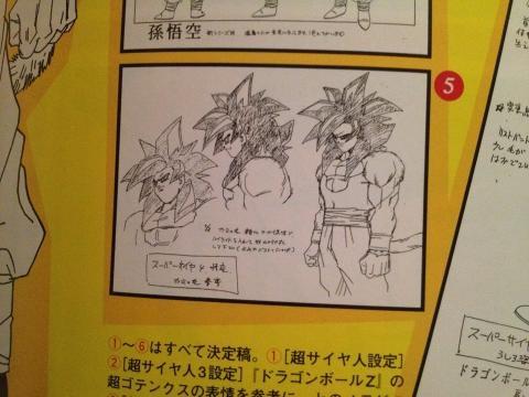 Primera imagen inedita de Dragon Ball GT