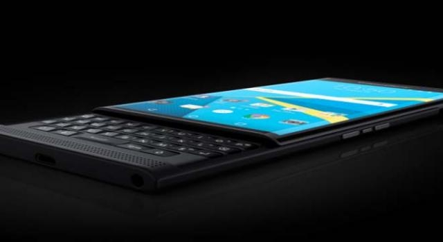 Priv is a mere 9.4 mm thick and weighs 192 grams.