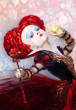 Poster Reina de Corazones/Helena Bonham Carter