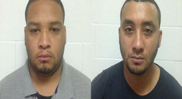Two officers arrested in the death of six year old