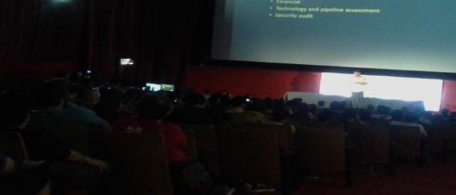 En EXPOEVA se dictaron charlas y workshops
