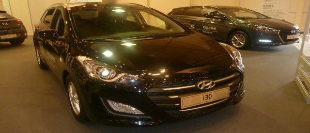 Hyundai i30 com o seu novo design