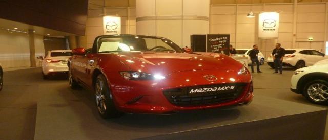 Mazda MX-5, o modelo desportivo da Mazda