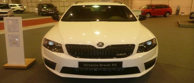 O Skoda Octavia espelha o novo design da marca