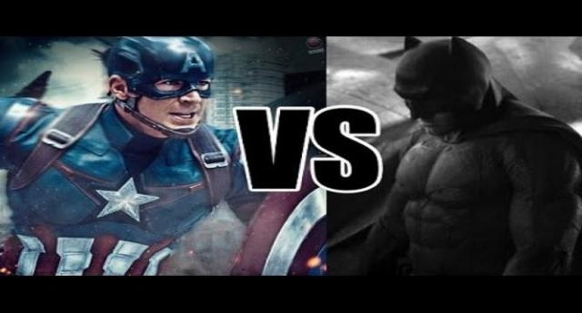¿Con cuál te quedás?¿Civil War o Dawn of Justice?