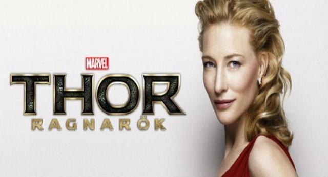 Cate Blanchett, la elegida por Marvel