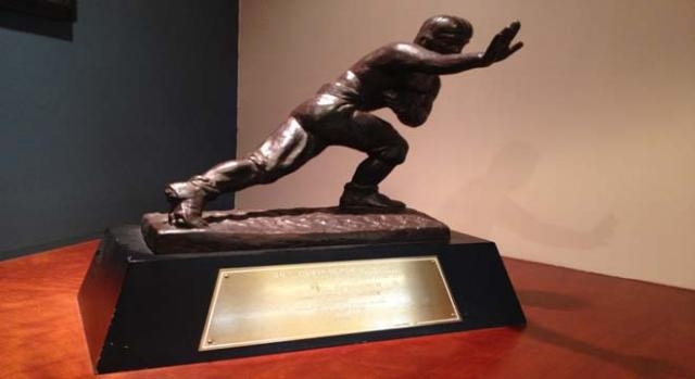 The 2015 Heisman trophy will be handed out tonight