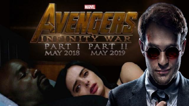 ¿Se sumará también Luke Cage al elenco?