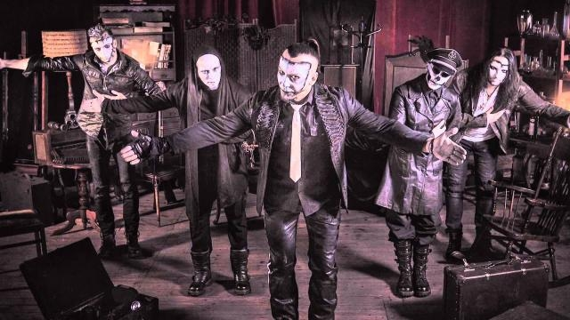 Os Vesania lançam vídeo para Notion