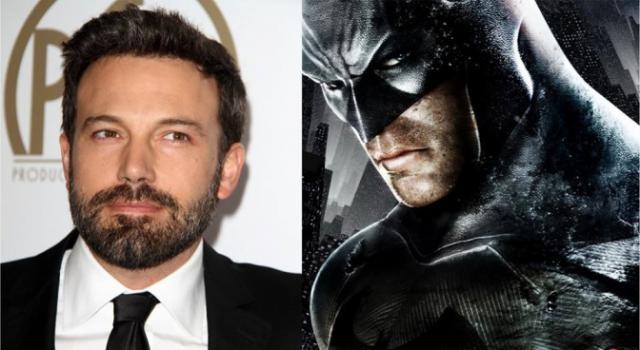 Affleck compara a su Batman con el de Bale
