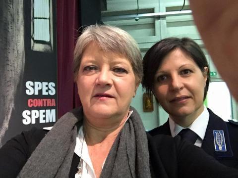 Rita Bernardini per amnistia e indulto