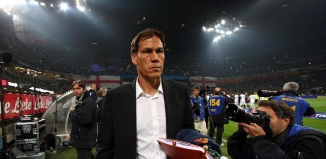 Rudi Garcia, attuale tecnico giallorosso