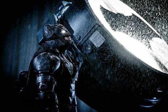 Nuevas e increíbles imágenes de Batman
