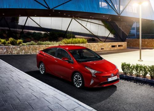 La Toyota Prius, pioniera della mobilità green