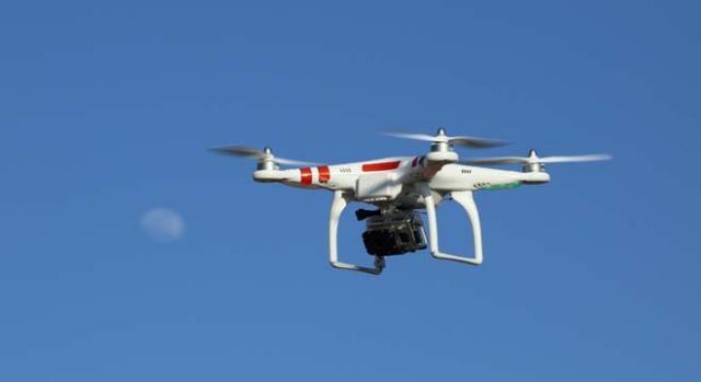 The International Ski Federation bans drones.