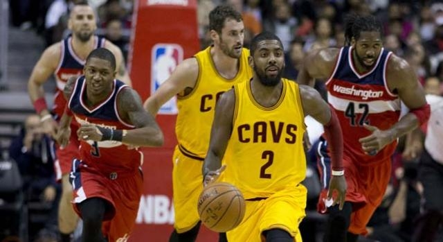 Healthy Cavaliers to take on Golden State/wiki