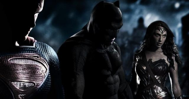 'Batman v Superman: Dawn of Justice'