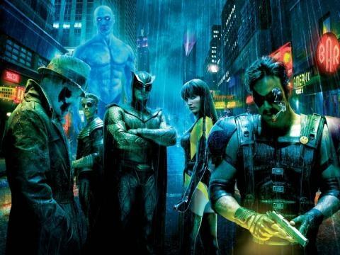 'La Liga de la Justicia' será al estilo Watchmen