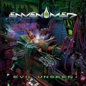 Envenomed - Evil Unseen - Thrash metal australiano