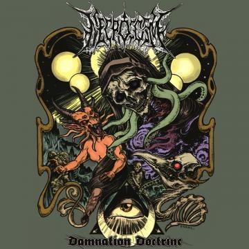 Necrocosm - Damnation Doctrine