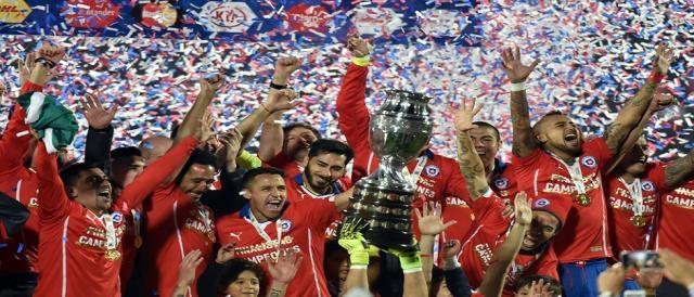 La Selección de Chile se quedó con la Copa América